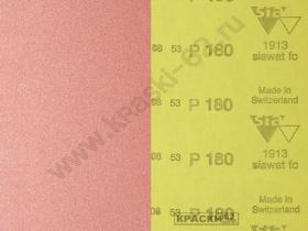 Наждачная бумага водостойкая SIA  180 230х280 мм