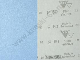 Наждачная бумага сухая SIA  60 230х280 мм