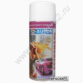 Аэрозоли АВТОН Металлик (спрей 400мл)