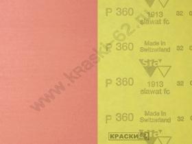 Наждачная бумага водостойкая SIA  360 230х280 мм