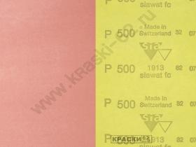 Наждачная бумага водостойкая SIA  500 230х280 мм