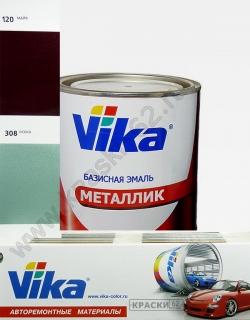 120 Майя VIKA металлик базисная эмаль