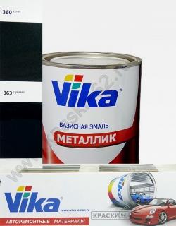 363 Цунами VIKA металлик базисная эмаль