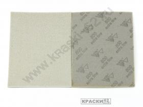 Губка абразивная односторонняя 800 Extra Fine SIA Abrafoam 115х140х5 мм