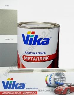 Антика VIKA металлик базисная эмаль