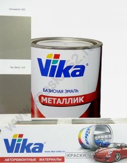 Паннакота ГАЗ VIKA металлик базисная эмаль