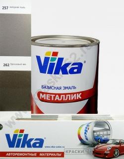 257 Звездная пыль VIKA металлик базисная эмаль