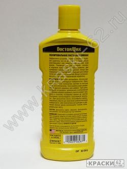 Абразивная полировочная паста Doctor Wax DW8287