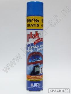 Очиститель стекол PLAK 500 мл