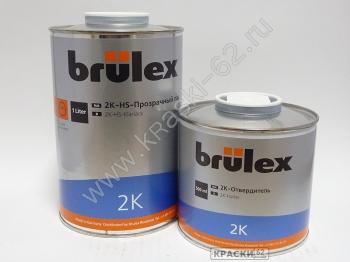 BRULEX лак HS 2+1