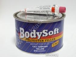 Шпатлевка BODY SOFT полиэфирная BODY 211 1 кг