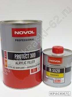 NOVOL ГРУНТ PROTECT 300 МS 4+1