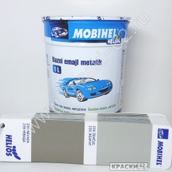 239 Невада MOBIHEL металлик базовая эмаль