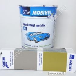257 Звездная пыль MOBIHEL металлик базовая эмаль