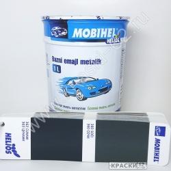 363 Цунами MOBIHEL металлик базовая эмаль