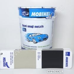H01 Летний песок MOBIHEL металлик базовая эмаль