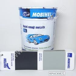 Logan 632 GRIS BOREAL MOBIHEL металлик базовая эмаль
