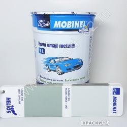 LOGAN F98 VERT OPALINE MOBIHEL металлик базовая эмаль