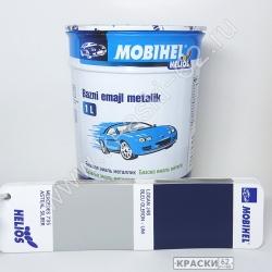 Logan J48 Bleu oleron MOBIHEL металлик базовая эмаль