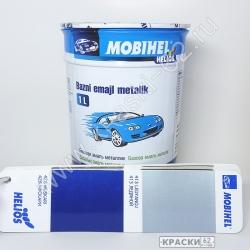 413 ледяной MOBIHEL металлик базовая эмаль