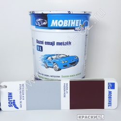 Mazda J4 passion rose MOBIHEL металлик базовая эмаль
