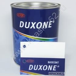 200 BC/DP01 Белая волга DUXONE металлик базовая эмаль