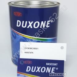 383 BC/BS01 Ниагара DUXONE металлик базовая эмаль