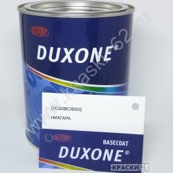 383 BC/BS02 Ниагара DUXONE металлик базовая эмаль
