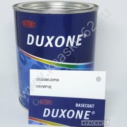 385 BC/DP00 Изумруд DUXONE металлик базовая эмаль