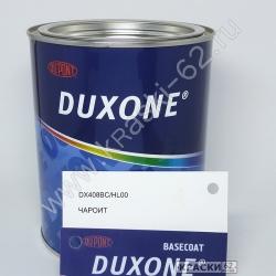 408 BC/HL00 Чароит DUXONE металлик базовая эмаль