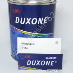 478 BC/BS01 Слива DUXONE металлик базовая эмаль