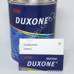 483 BC/PP00 Сириус DUXONE металлик базовая эмаль