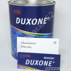 Buran BC/DP01 Буран ГАЗ DUXONE металлик базовая эмаль