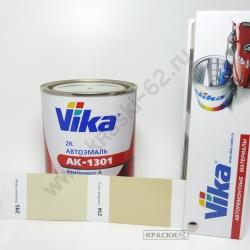 295 Сливочно-белая VIKA АКРИЛОВАЯ ЭМАЛЬ АК-1301