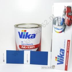 481 Ярко-голубая VIKA АКРИЛОВАЯ ЭМАЛЬ АК-1301