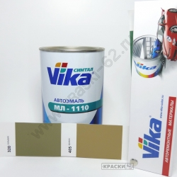 405 Арахис VIKA Синталовая эмаль МЛ-1110