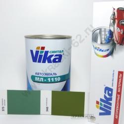 373 Серо-зеленая VIKA Синталовая эмаль МЛ-1110
