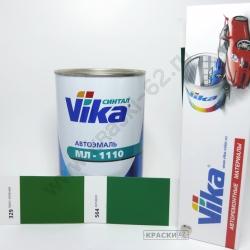 329 Ярко-зеленая VIKA Синталовая эмаль МЛ-1110