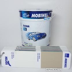 240 Белая MOBIHEL АЛКИДНАЯ ЭМАЛЬ