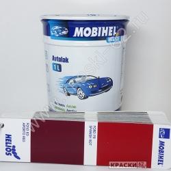 Ford P9 spanish rot MOBIHEL АЛКИДНАЯ ЭМАЛЬ