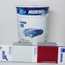Mercedes 147 arktik weiss MOBIHEL АЛКИДНАЯ ЭМАЛЬ