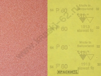 Наждачная бумага водостойкая SIA   60 230х280 мм
