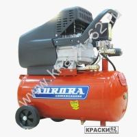 Компрессор Aurora WIND-25 (24л, 271л/мин, 1.8кВт, 220В) - воздушный компрессор