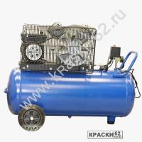 Компрессор REMEZA СБ4/С-100.LB30A (220В, 420л/мин, 100л, 10бар, 2.2кВт, 88кг, 2 цилиндра)