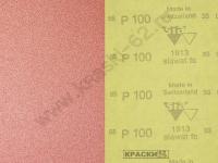 Наждачная бумага водостойкая SIA  100 230х280 мм