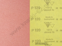 Наждачная бумага водостойкая SIA  120 230х280 мм