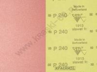 Наждачная бумага водостойкая SIA  240 230х280 мм