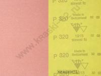 Наждачная бумага водостойкая SIA  320 230х280 мм