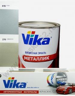 419 Опал VIKA металлик базисная эмаль