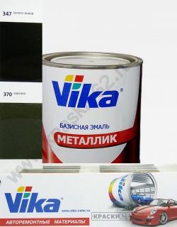 370 Корсика VIKA металлик базисная эмаль